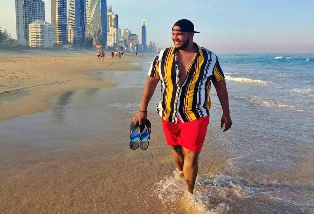 David : guadeloupéen confiné en Australie