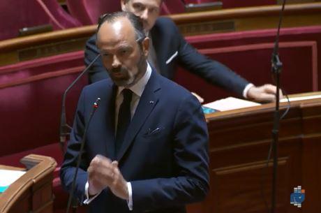 Edouard Philippe présente le plan de sortie du confinement aux députés
