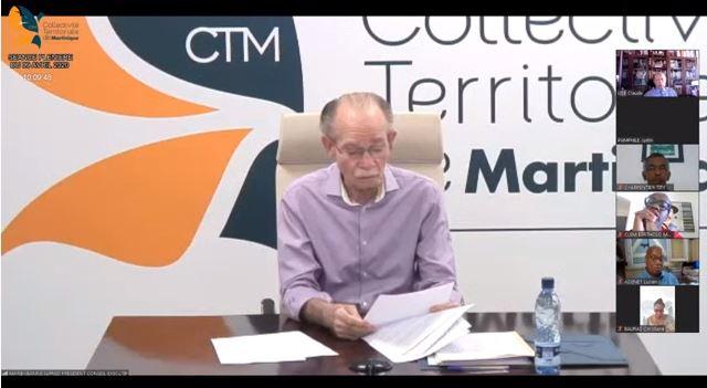 CTM : la plénière d'avril 2020 à suivre en direct