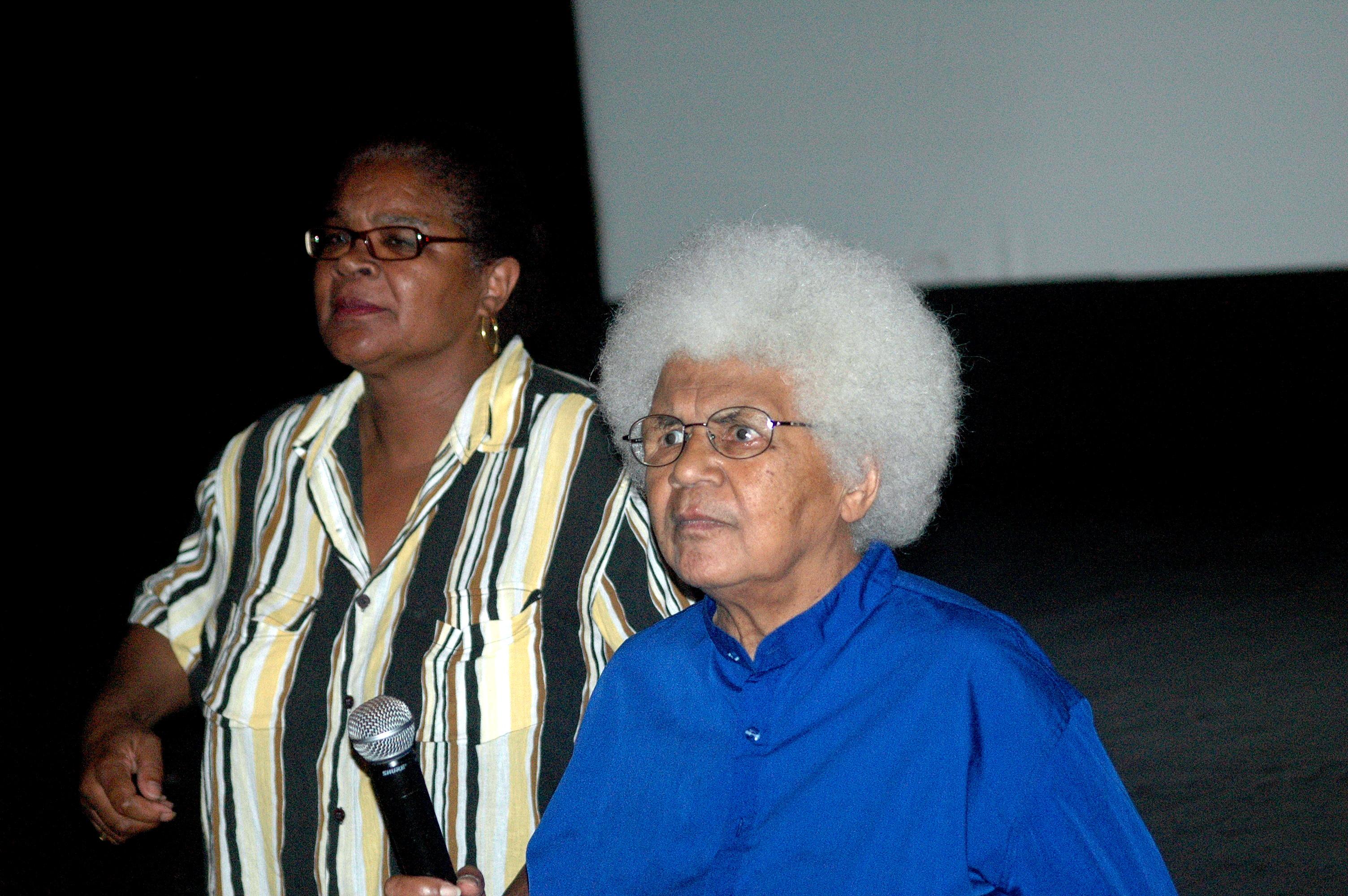 Covid-19 : décès de la cinéaste Sarah Maldoror, pionnière du cinéma panafricain