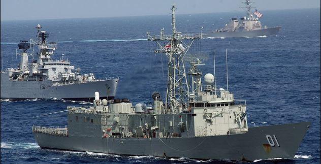Les Etats-Unis déploient des navires de guerre en direction de l'Amérique du Sud