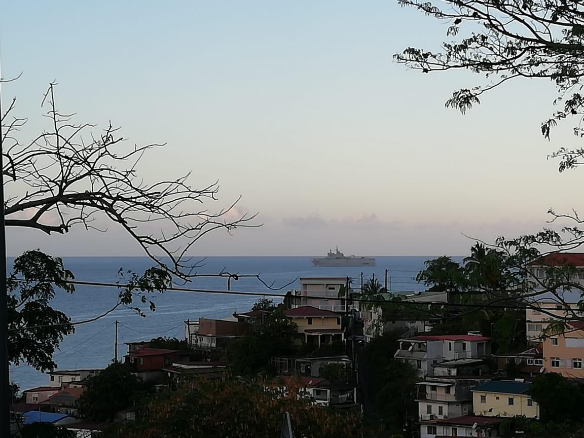 Les températures nocturnes à la baisse en Martinique