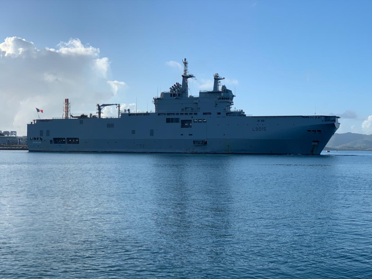 Une cellule militaire de coopération internationale pour les Caraïbes