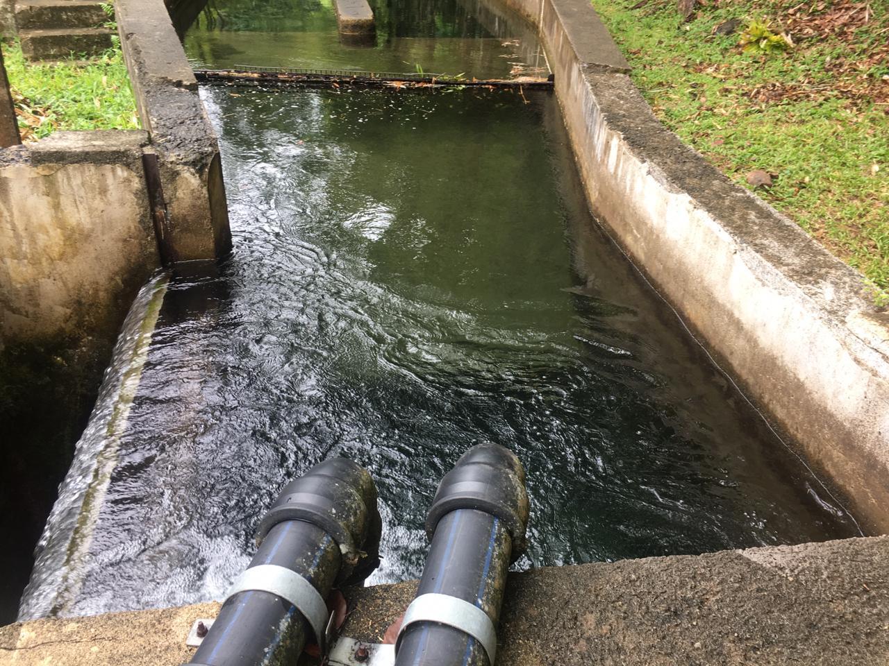 Coupures d'eau : les travaux avancent à Saint-Joseph