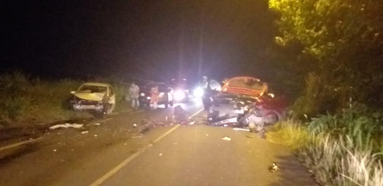 Un accident de la route fait trois blessés à Capesterre Belle-Eau