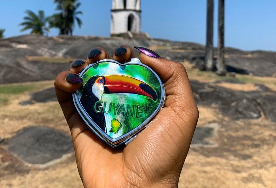 Guilaine : guadeloupéenne confinée en Guyane