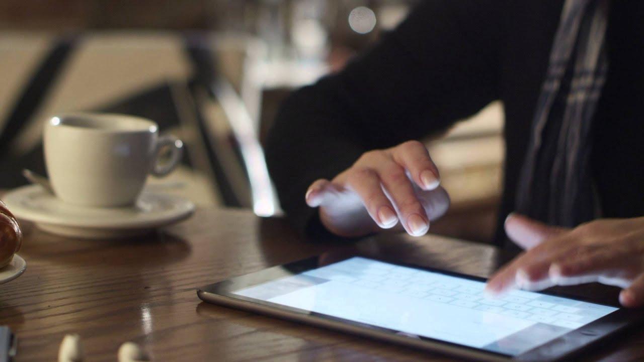 Des tablettes numériques dans les EHPAD