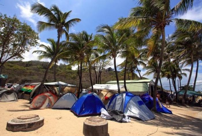 Avec le confinement, le camping se fait à la maison !