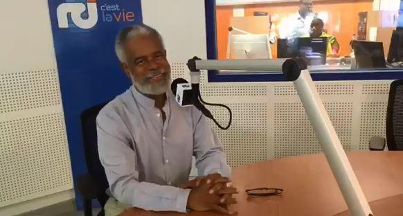 Le professeur Aimé Charles Nicolas porte le projet 36 heures pour penser la Martinique de demain
