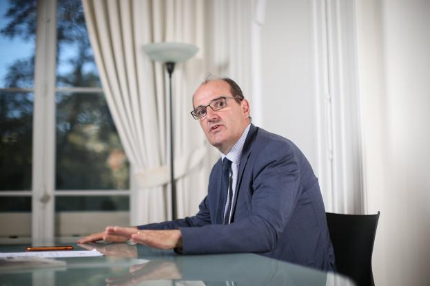 Jean Castex : « un reconfinement en urgence doit être anticipé »