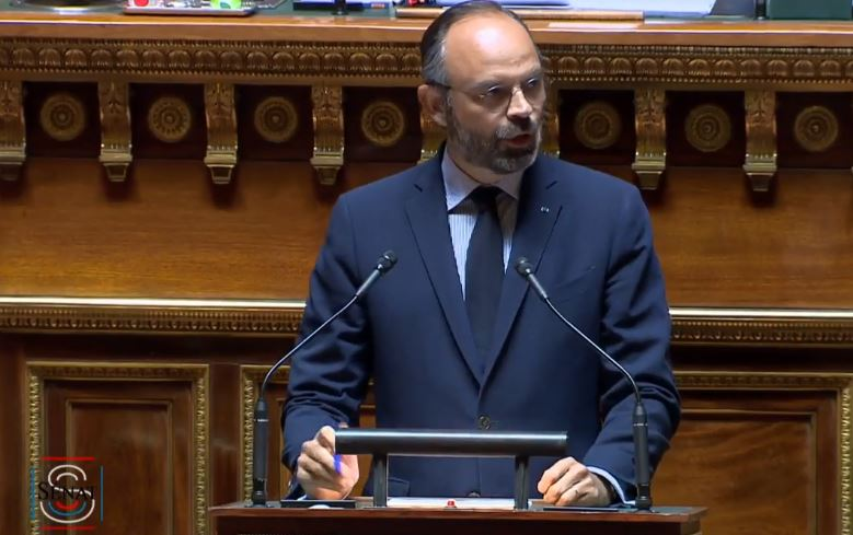 """Edouard Philippe : """"j'ai été profondément choqué qu'on déboulonne les statues de Schoelcher"""""""