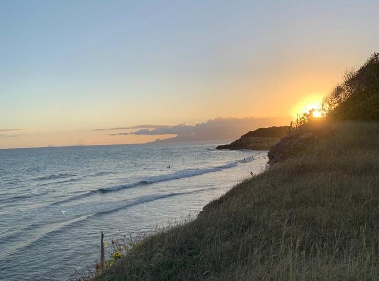 L'accès à la mer est envisagé à Sainte-Anne