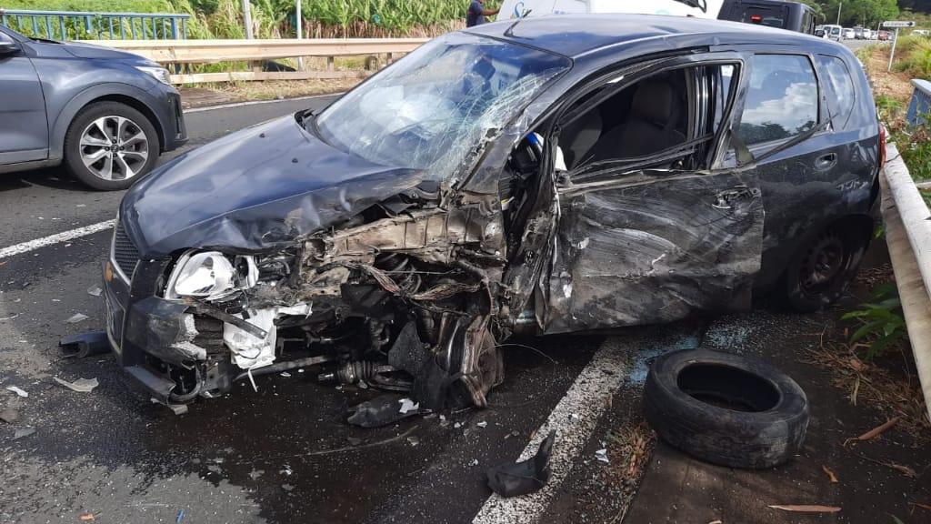 Augmentation du nombre de motards tués sur les routes de Martinique