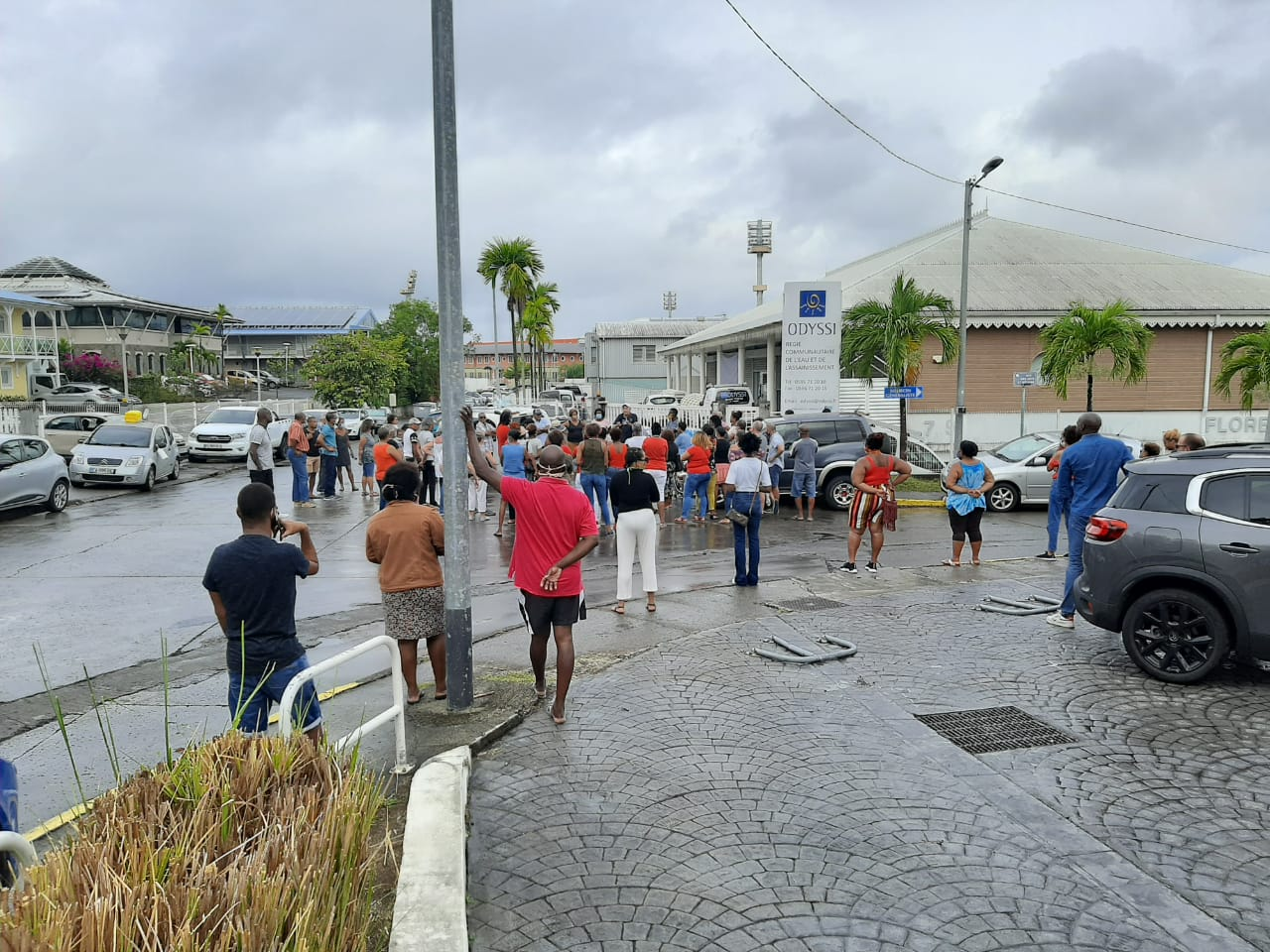 La colère des usagers de l'eau face à Odyssi et la SME