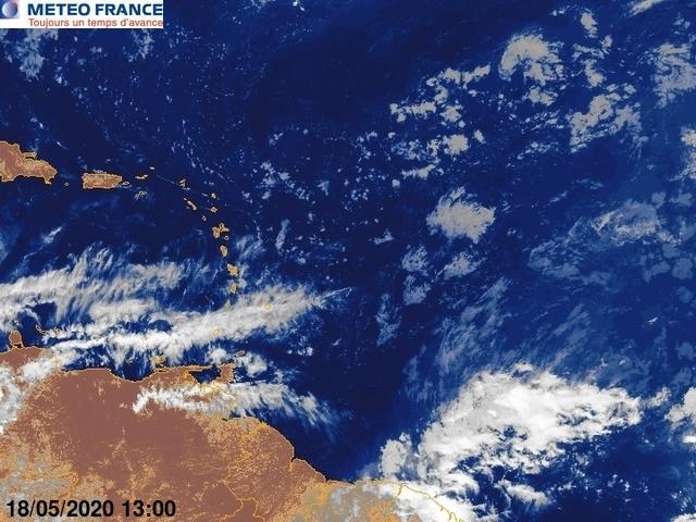 La sécheresse atteint des records en Martinique