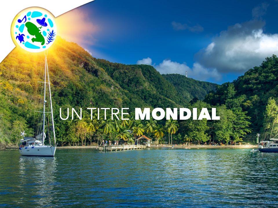 Dépôt du dossier de la Martinique pour devenir réserve de biosphère de l'UNESCO