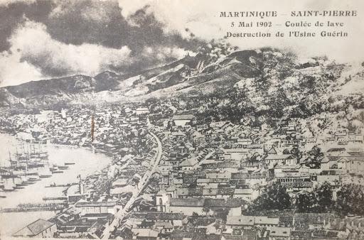 Il y a 118 ans, la Montagne Pelée faisait plus 30 000 morts