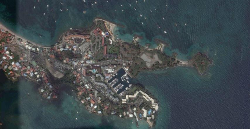 Une femme de 75 ans se noie aux Trois-Îlets