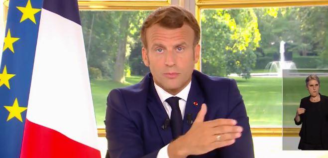 [Direct] Emmanuel Macron annonce de nouvelles mesures pour lutter contre l'épidémie de covid-19