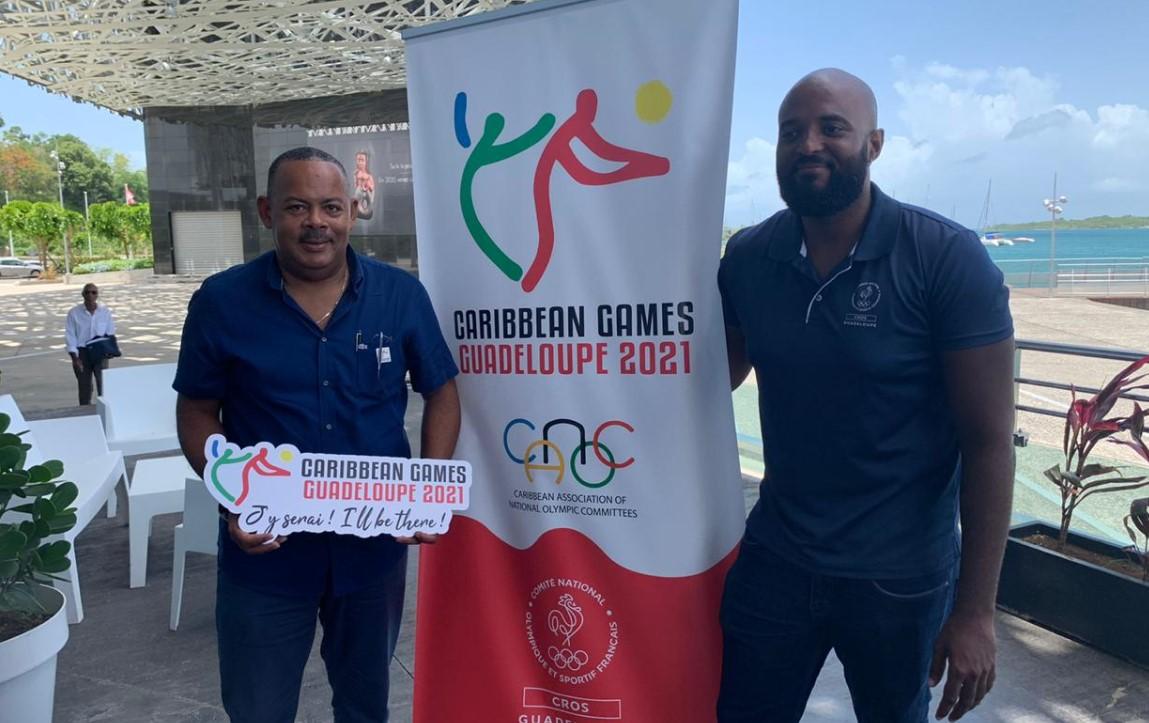 Les jeux de la Caraïbe auront lieu fin juin 2021