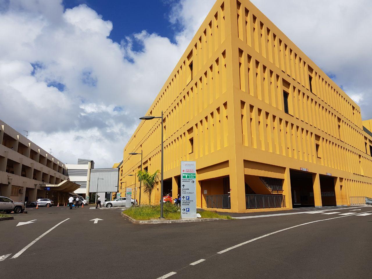 Le CHU de Martinique surchargé