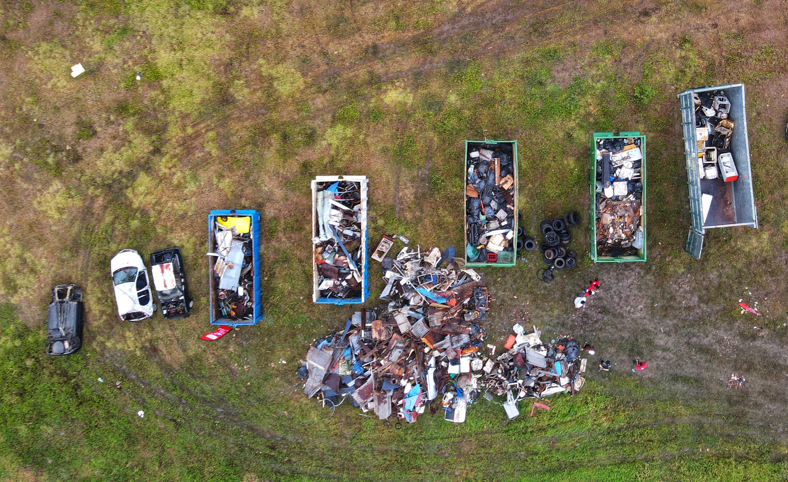 Clean My Island, pour une Guadeloupe plus belle et plus propre
