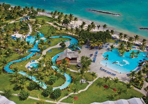 Sainte-Lucie : L'hôtel Coconut Bay se sépare de 400 employés
