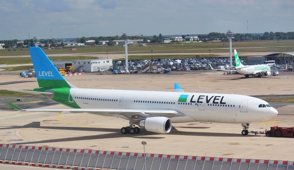 Level va cesser son activité de transport aérien