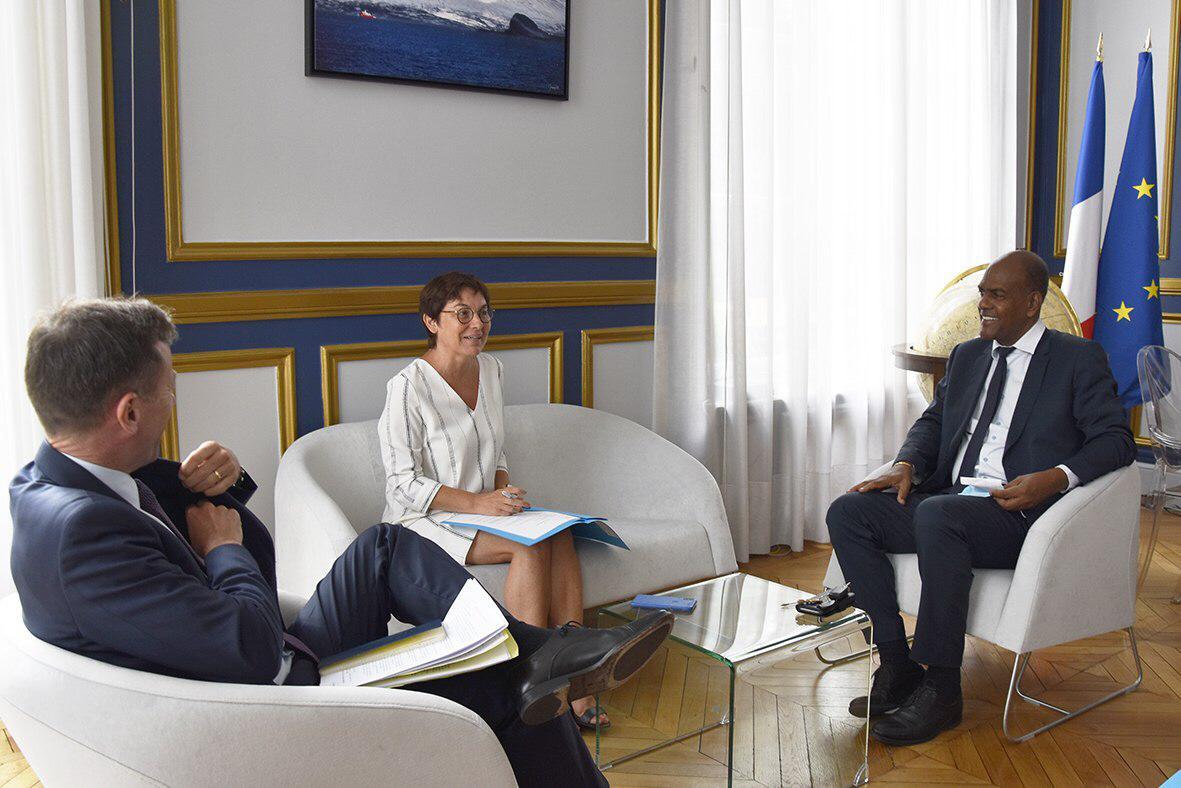 Relance économique: la Martinique a besoin «d'une stratégie de projets» selon Serge Letchimy