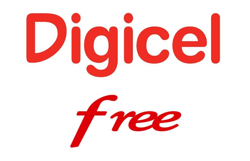 Free s'allie à Digicel pour déployer son offre mobile aux Antilles et en Guyane