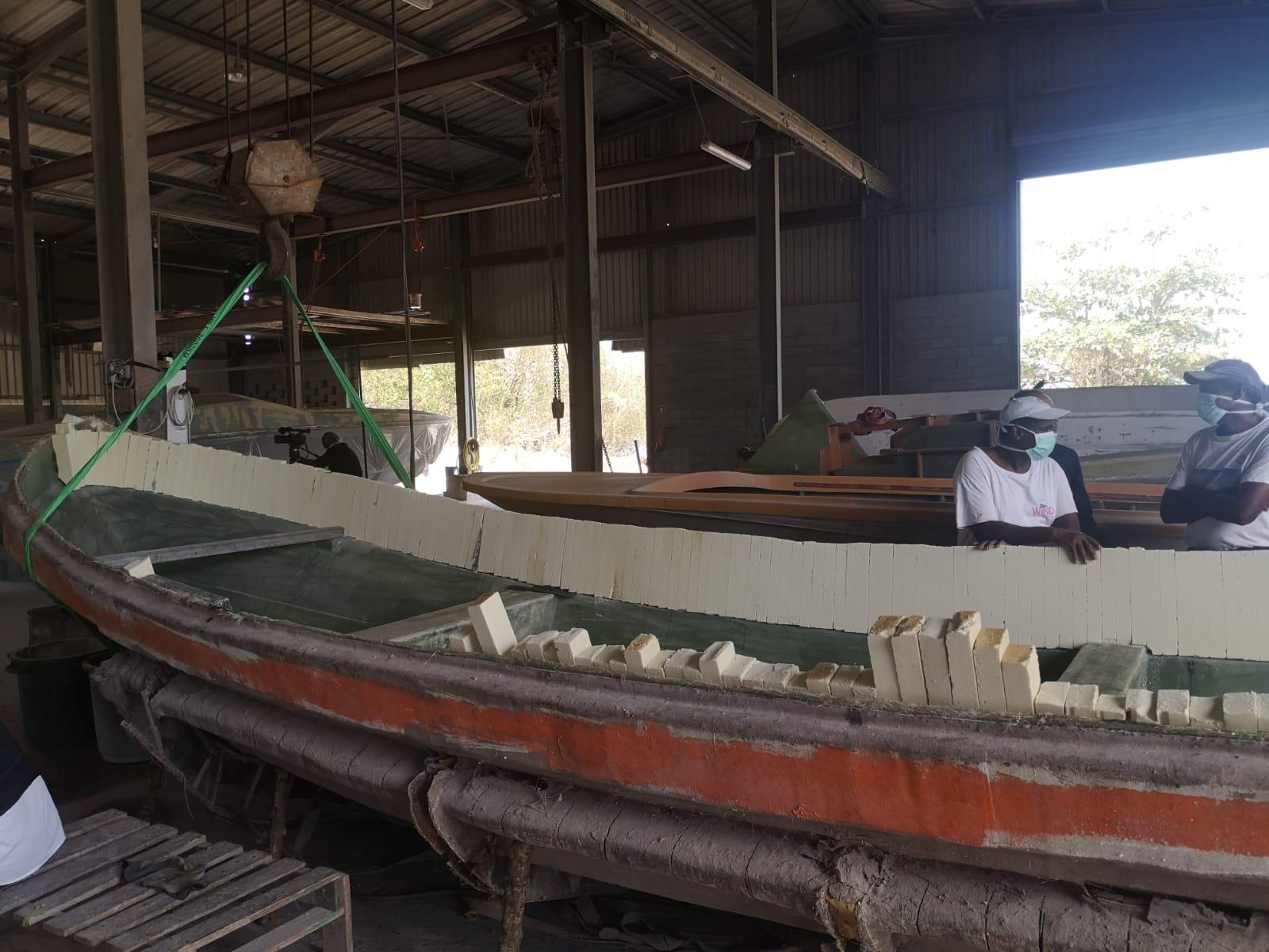 Un bateau pour une pêche plus facile et rentable