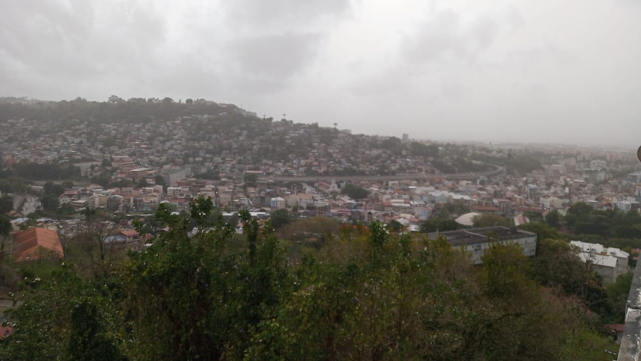 La Martinique est concernée par un épisode de pollution de l'air