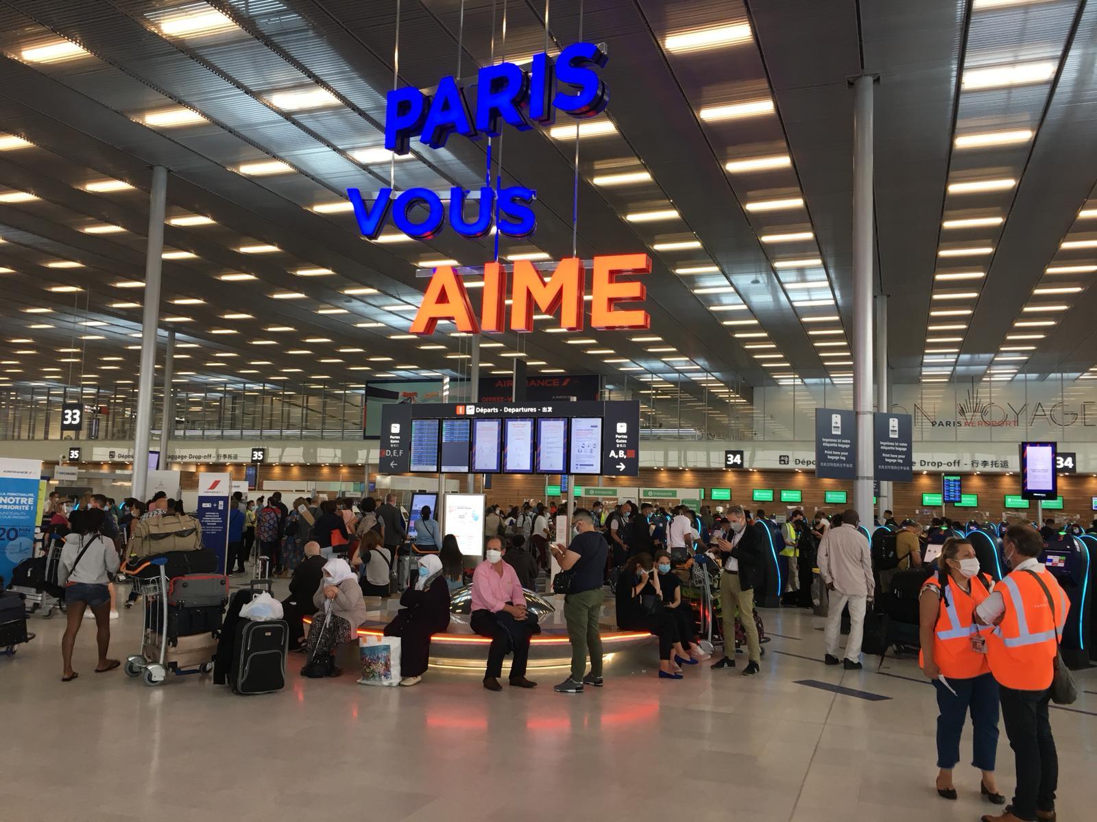 Réouverture de l'aéroport d'Orly