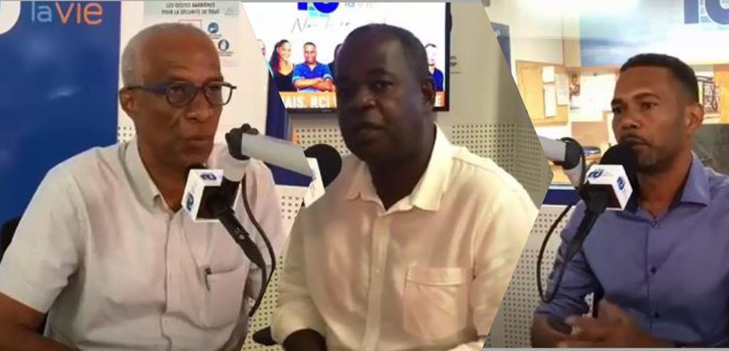 Municipales 2020 : Mi Déba avec les candidats de Rivière-Pilote