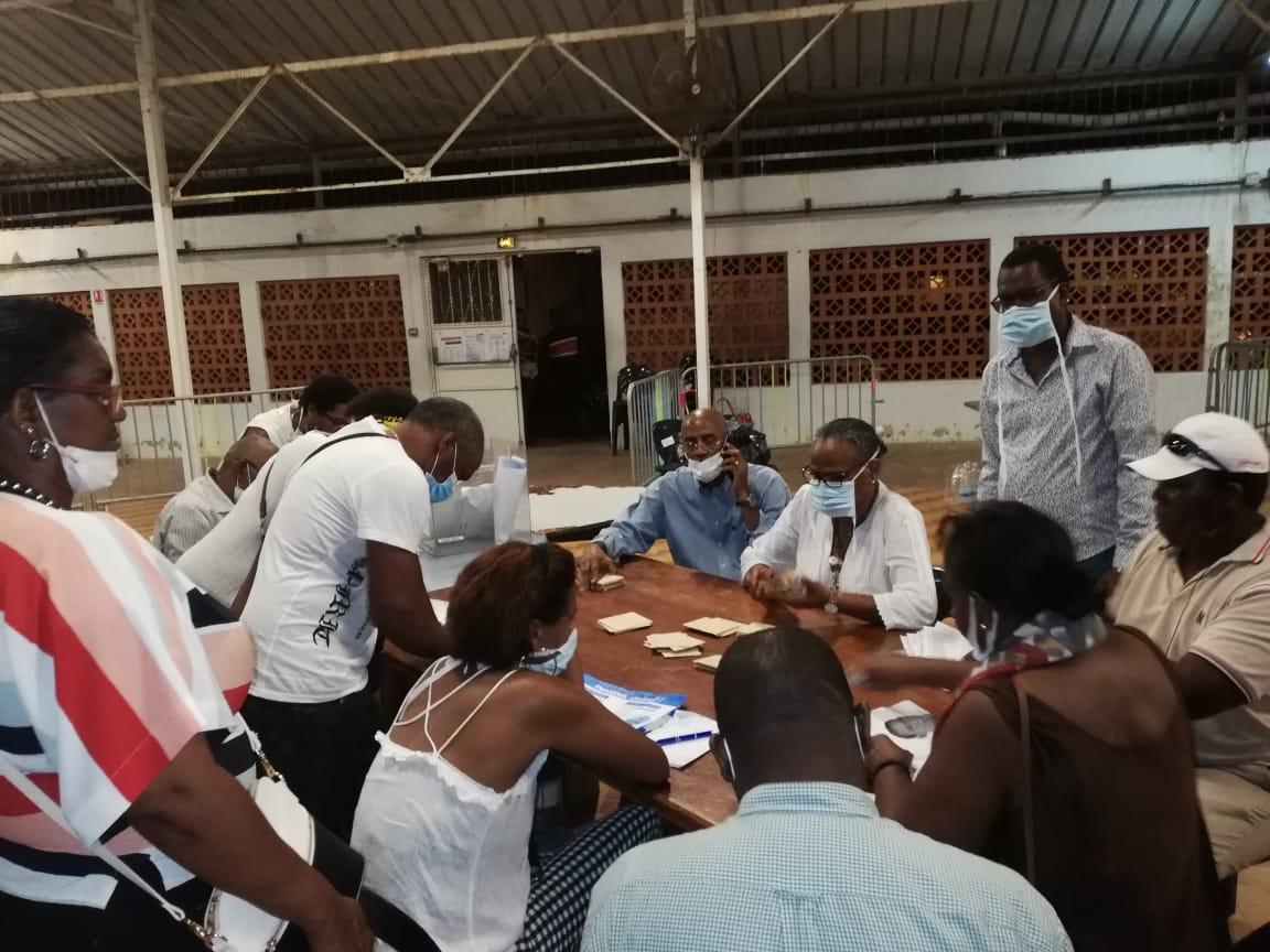 Neuf nouveaux maires en Martinique après les municipales 2020