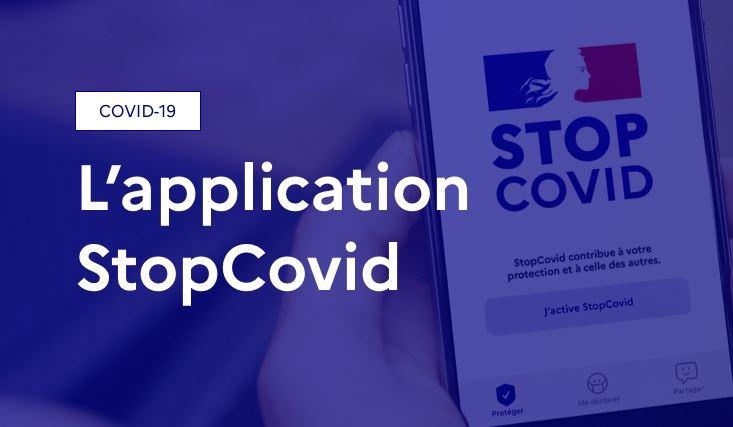 """L'application """"Stop Covid"""" disponible en ligne ce mardi"""