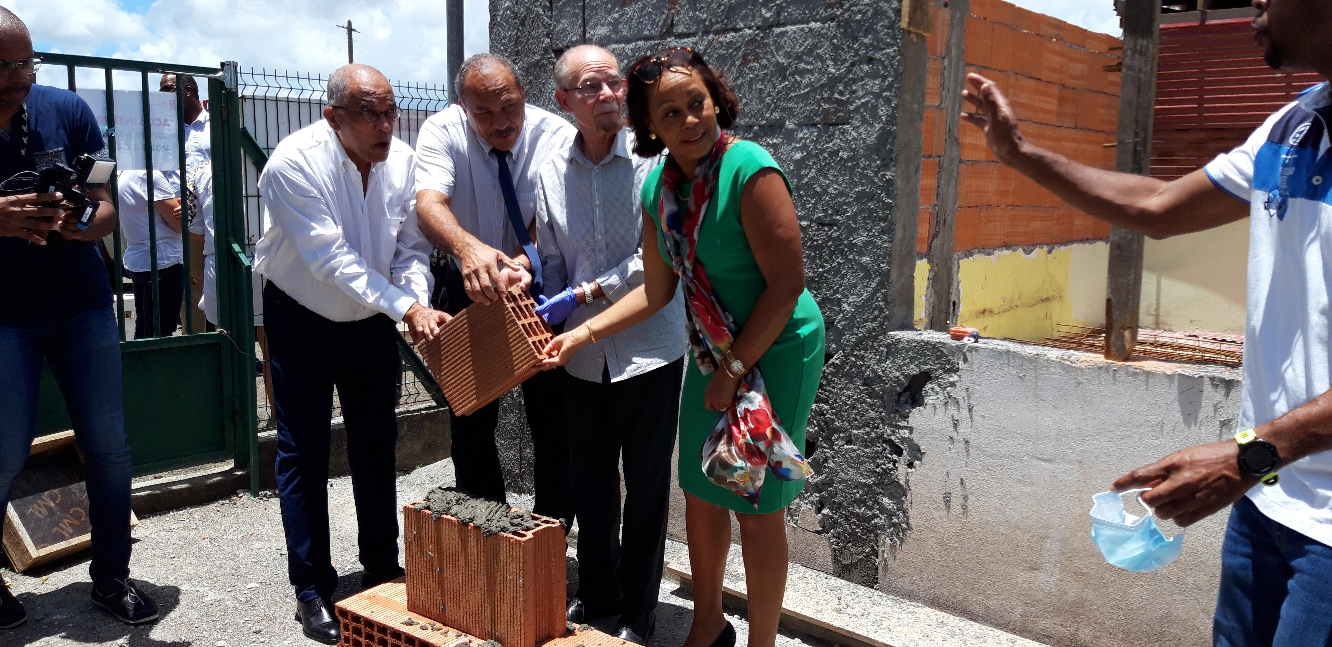 Tennis : de nouvelles infrastructures pour relancer la discipline en Martinique