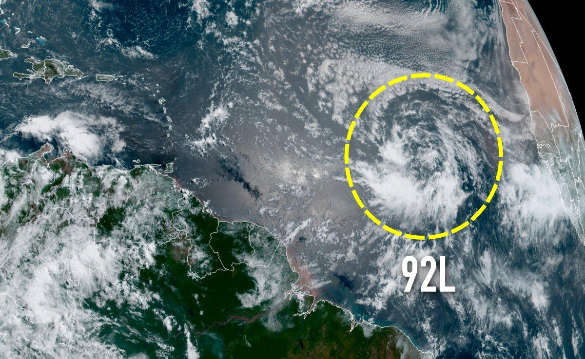 Onde tropicale 21 : Antigua-et-Barbuda se prépare