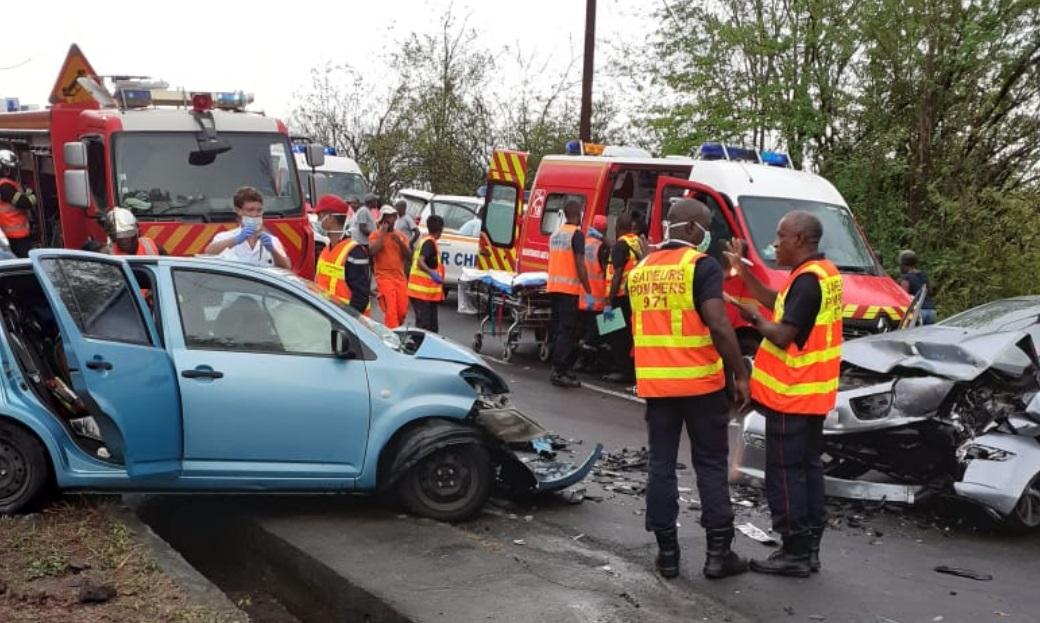 Accident de Bouillante : la maman du bébé est décédée