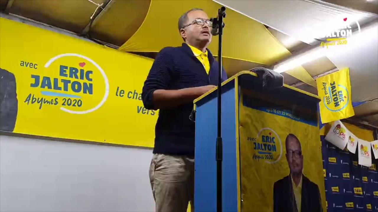 Eric Jalton réélu à la tête de Cap Excellence