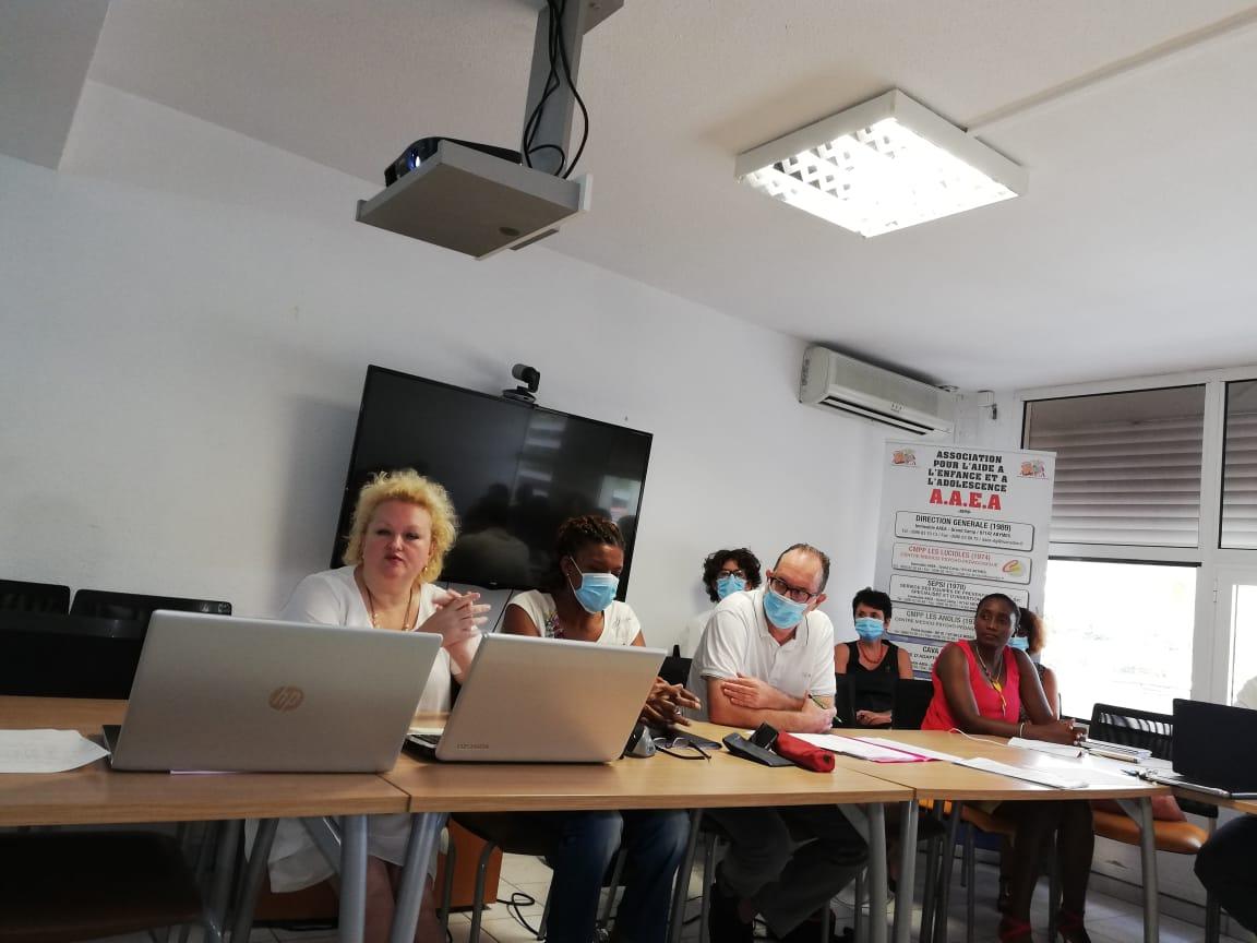 Une étude aux Antilles sur l'impact psychologique du confinement sur les enfants