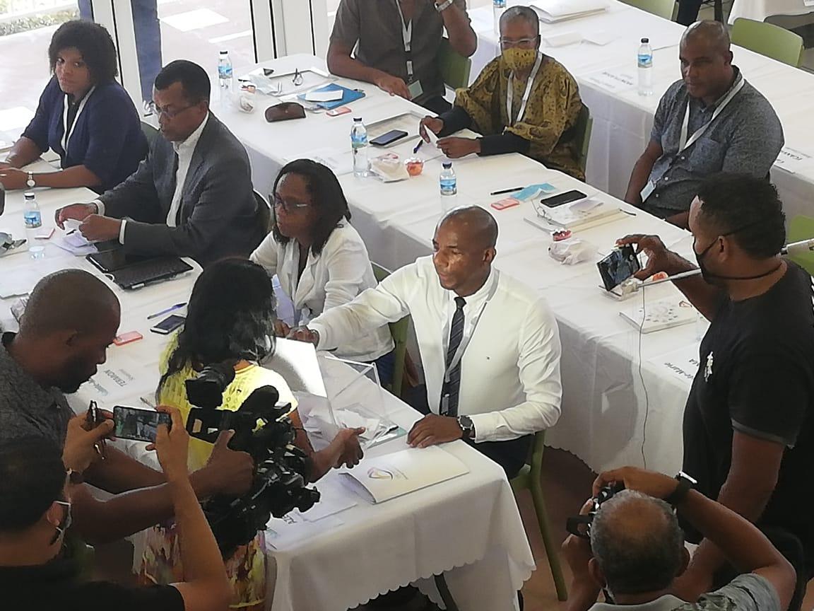 Bruno Nestor Azérot est le nouveau président de Cap Nord