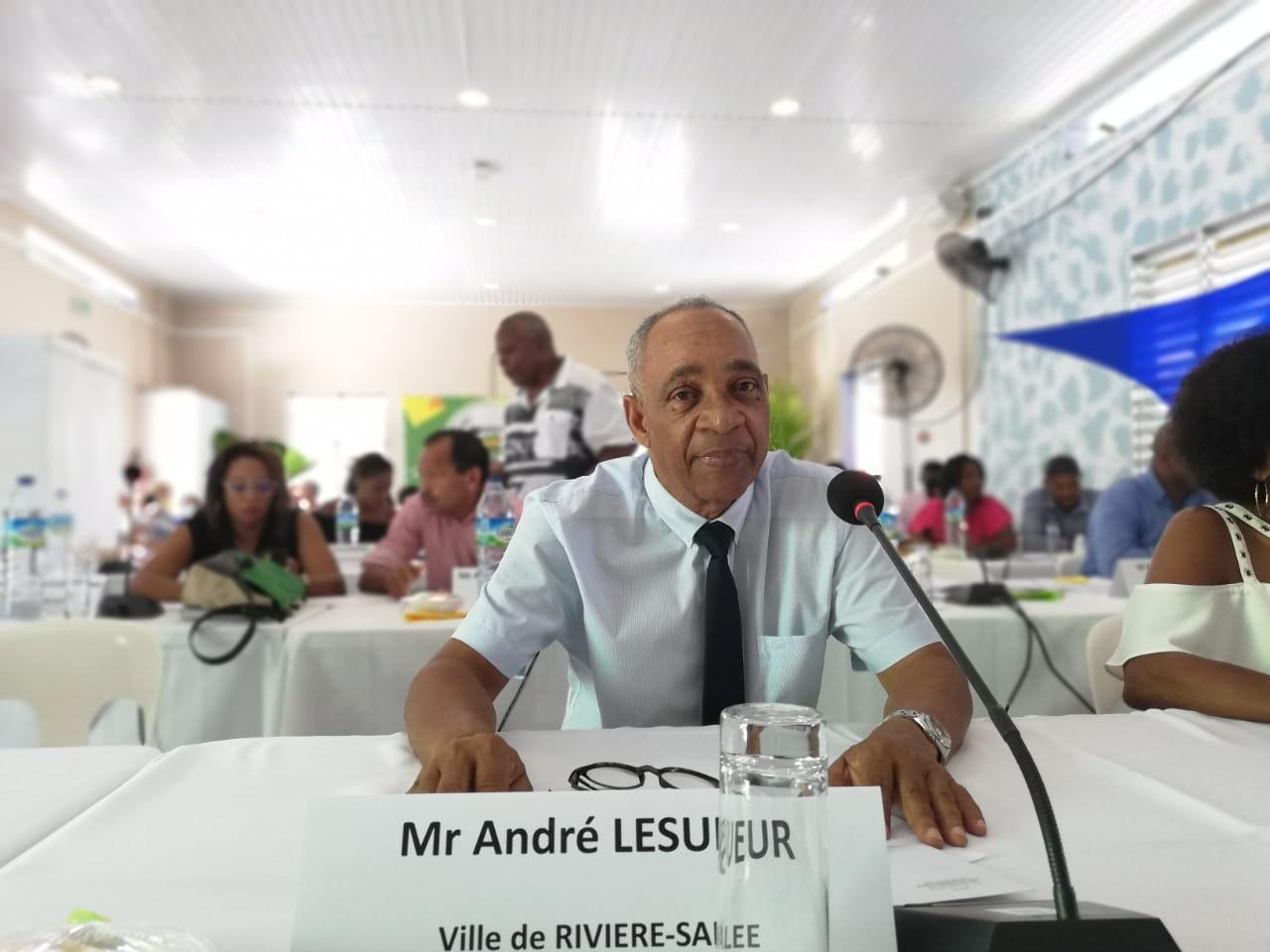 André Lesueur décroche la présidence de l'Espace Sud