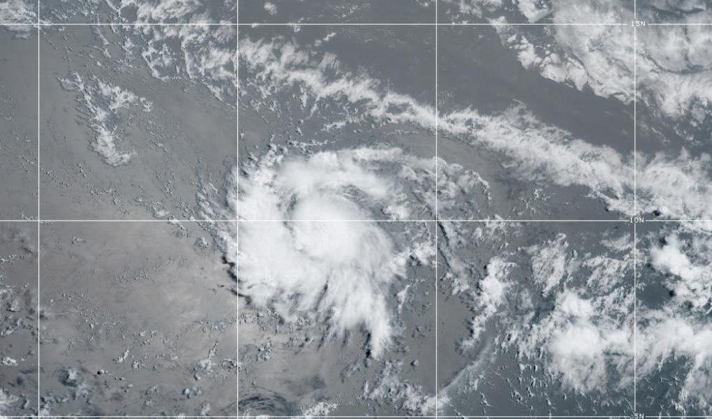 Naissance de la tempête tropicale Gonzalo qui menace les Petites Antilles