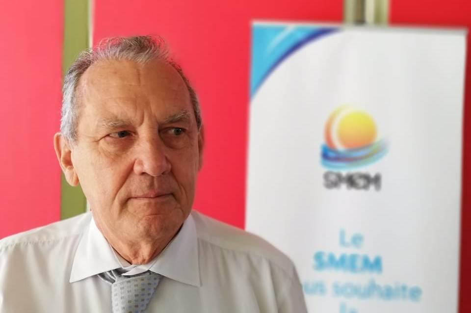 Ralph Monplaisir conserve la présidence du SMEM