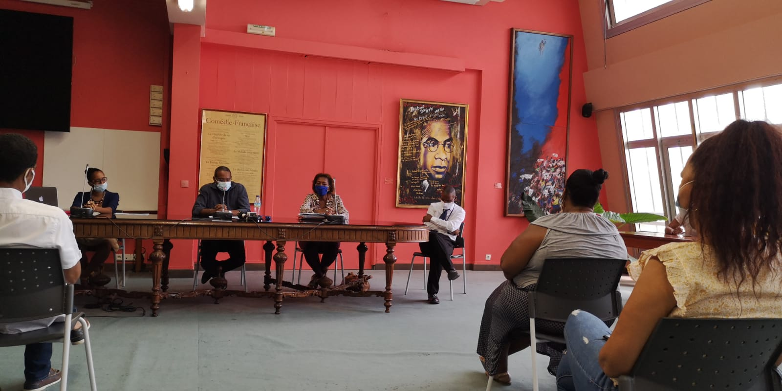Fort-de-France : La statue d'Esnambuc bientôt retirée