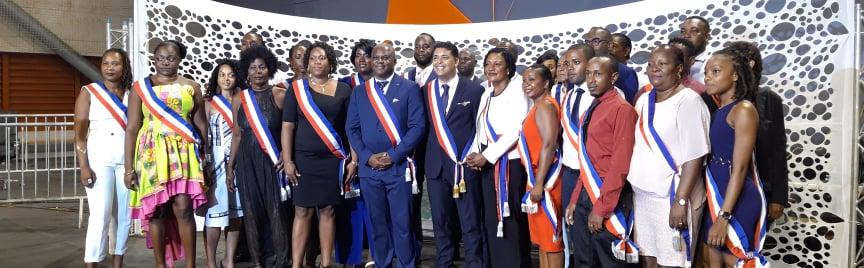 Cédric Cornet a pris ses fonctions de maire