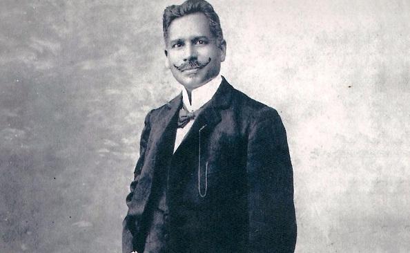 Hommage à Henry Sidambarom à Petit-Canal