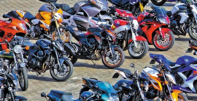 Les motards se mobilisent à travers une opération silencieuse