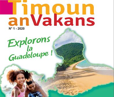 Des idées de sorties pour les « Timoun an Vakans » en Guadeloupe